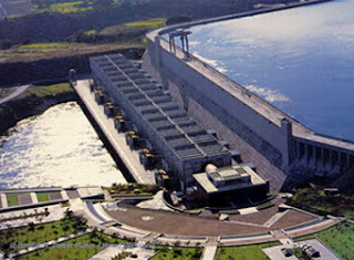 Macagua Dam
