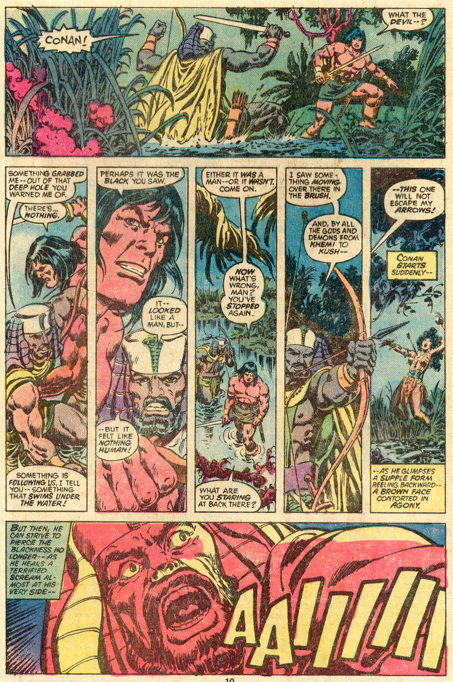 Conan the Barbarian (1970) Issue #83 #95 - English 7