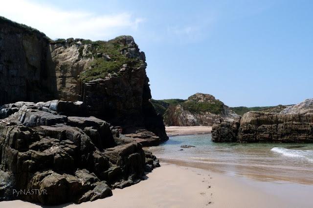 Playa del Sarello - Tapia de Casariego - Asturias