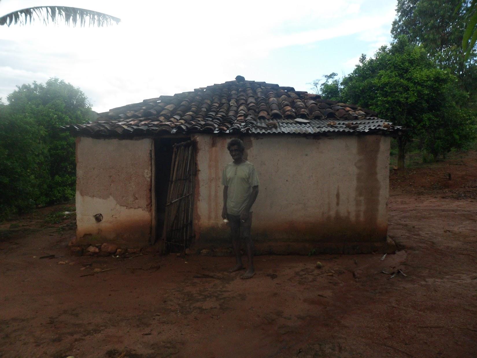 Comunidades remanescentes de Quilombos, em Angelândia, é ponto de pesquisa universitária.