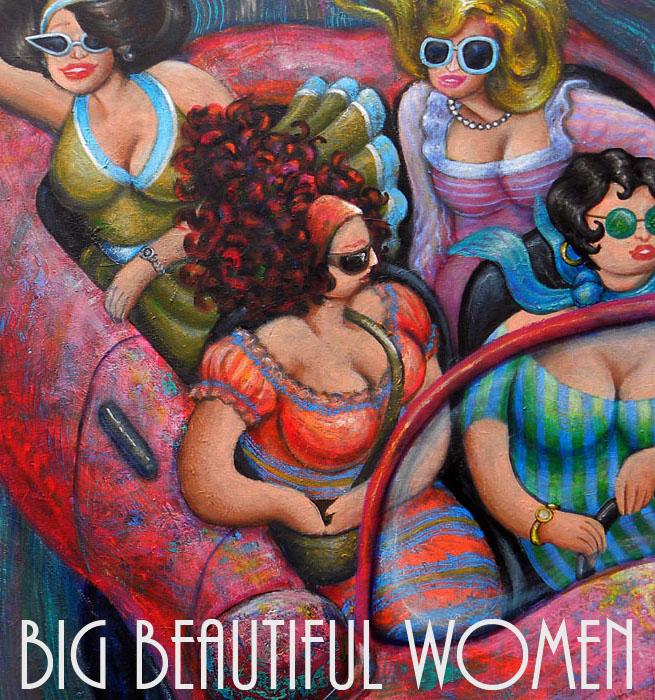 Big Beautiful Women
