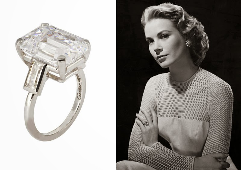 Princess Grace Wedding Ring 1 New Grace of Monaco