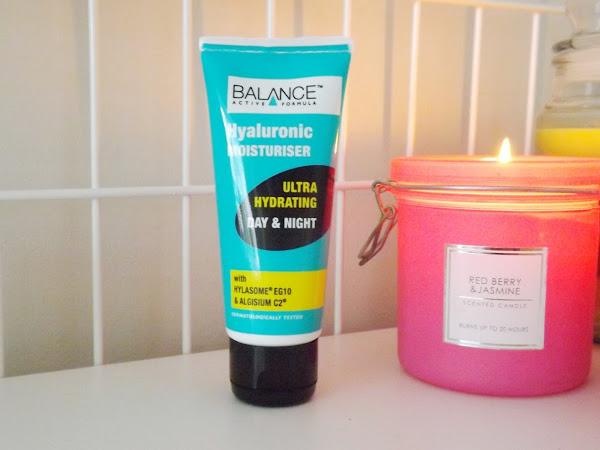Skincare Routine | Balance Hyaluronic Moisturiser (Step 3)