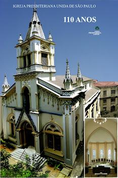 A igreja da qual faço parte e trabalho como diácono!