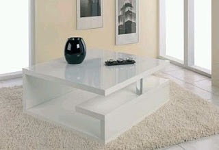 Modern Coffee Tables in White