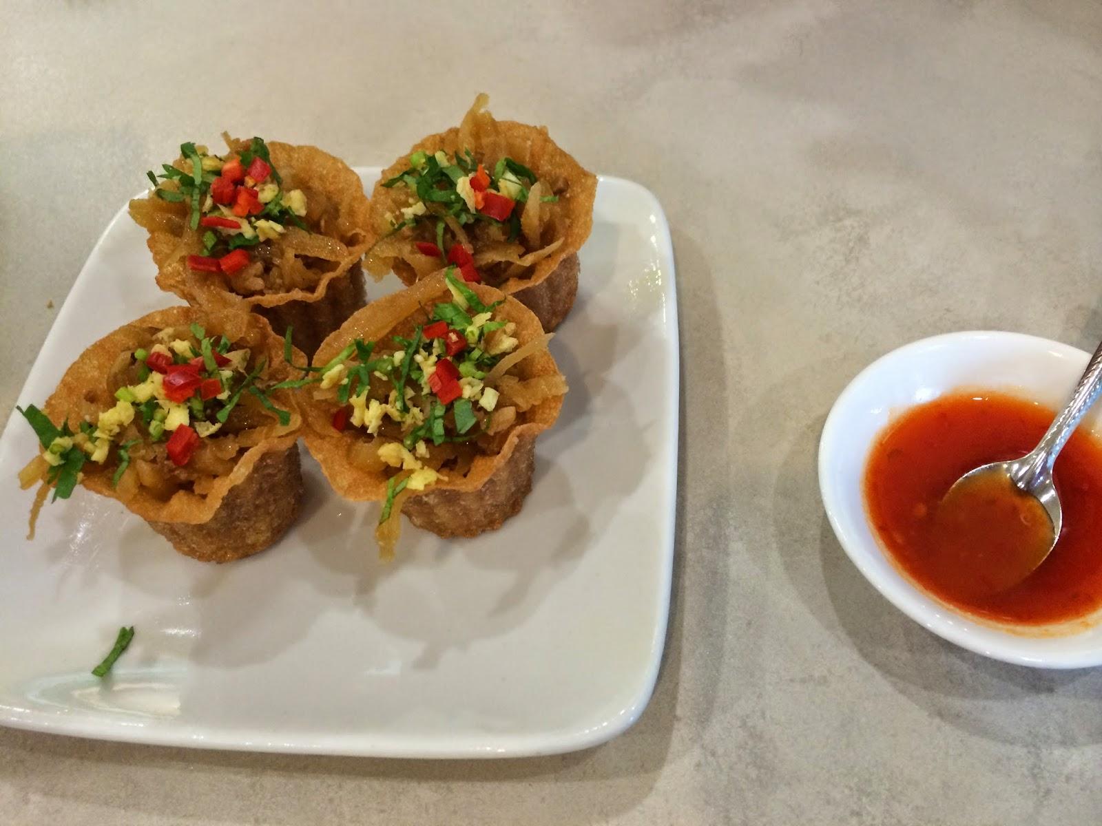 Uniquelious amy heritage nyonya cuisine restaurant for Amy heritage nyonya cuisine