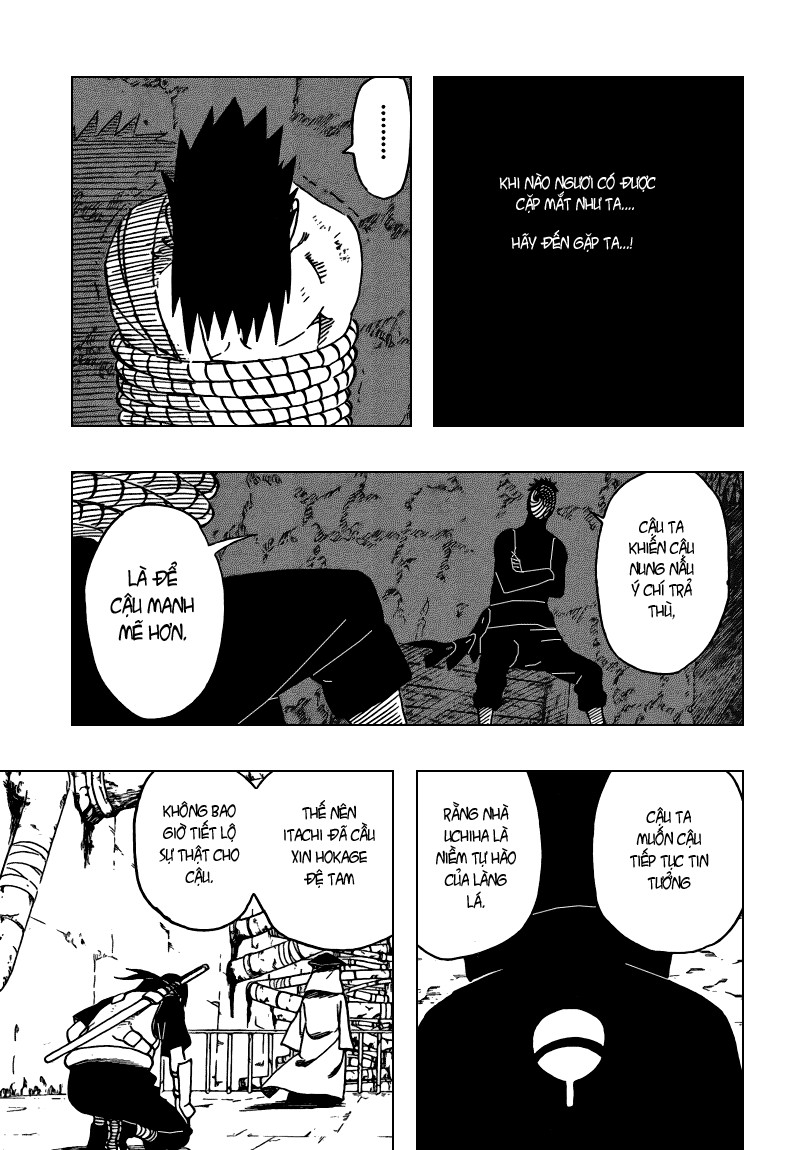 Naruto chap 400 Trang 16 - Mangak.info