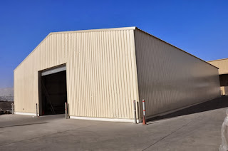 Commercial Steel Buildings