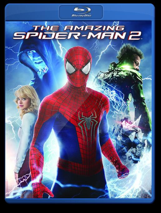 The Amazing Spider-Man 2 El Poder de Electro MicroHD