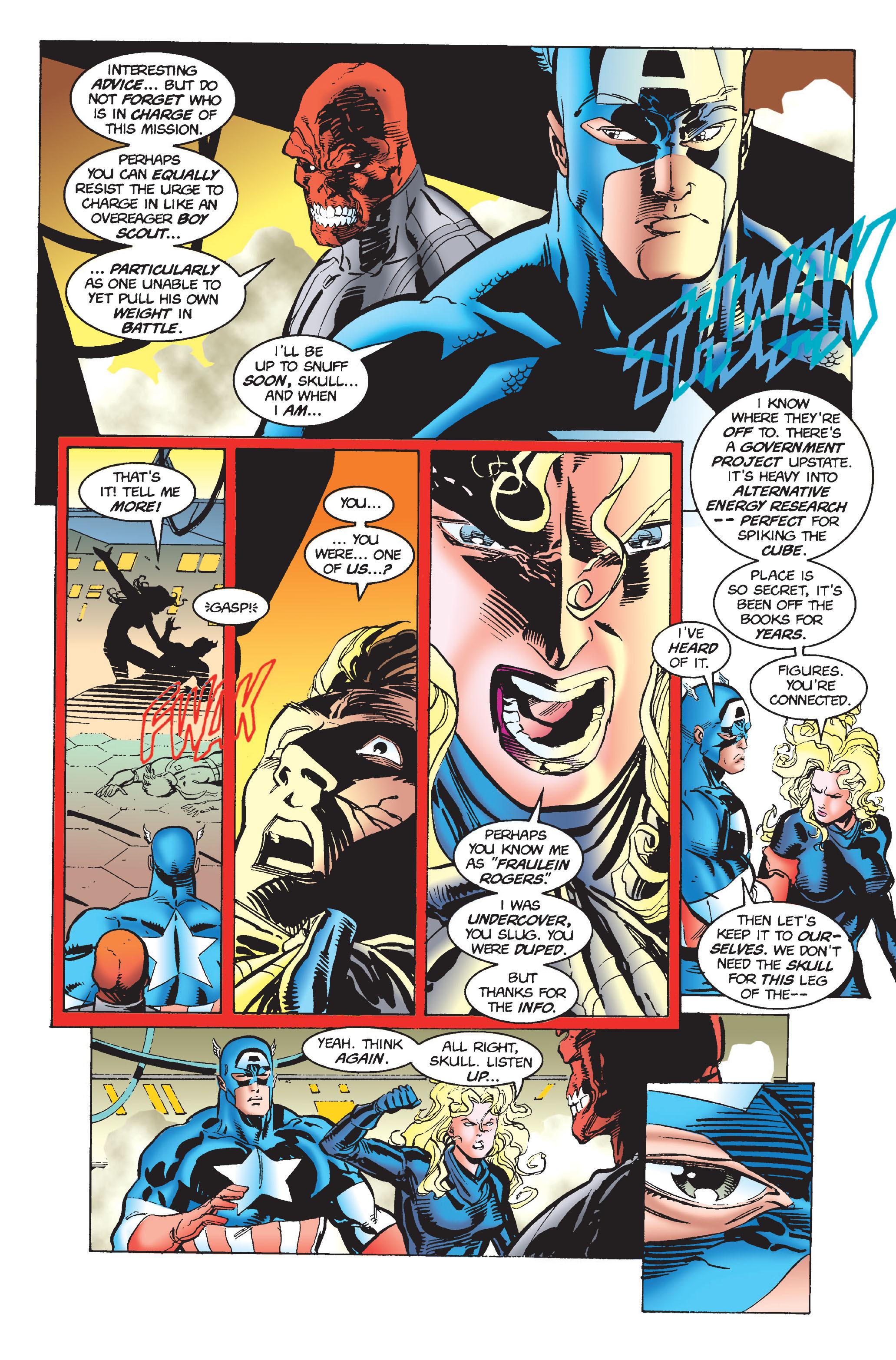 Captain America (1968) Issue #446 #400 - English 11