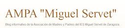 """AMPA del IES """"Miguel Servet"""""""