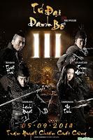 Tứ Đại Danh Bổ 3: Trận Huyết Chiến Cuối Cùng - The Four 3: Final Battle