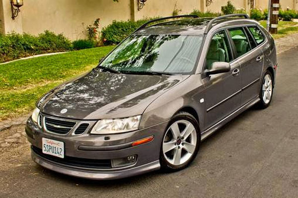 2006 saab 9 3 aero sport wagon auto restorationice. Black Bedroom Furniture Sets. Home Design Ideas