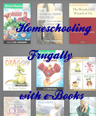 Homeschooling Frugally with e-Books