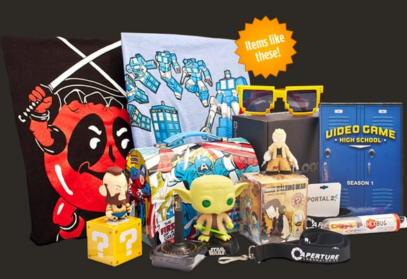 Join Loot Crate! - Use this Referral!
