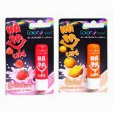 Amazon: Buy Color Fever Nourishing Lip Balm Combo – Stawberry and Orange at Rs.95