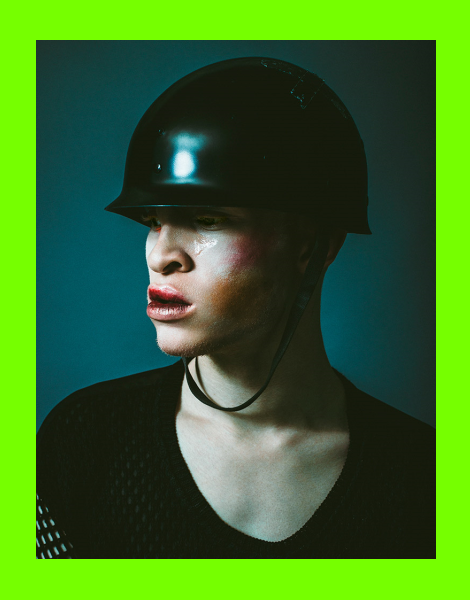 Shaun Ross by Casey Vange for PlayHaus Magazine