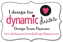 I design for Dynamic Duos!