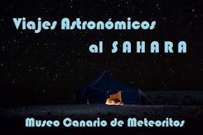 ASTRONOMÍA EN SÁHARA