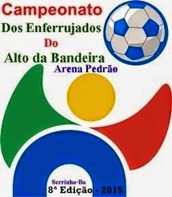 Relação dos atletas do 8º Campeonato dos Enferrujados de Serrinha
