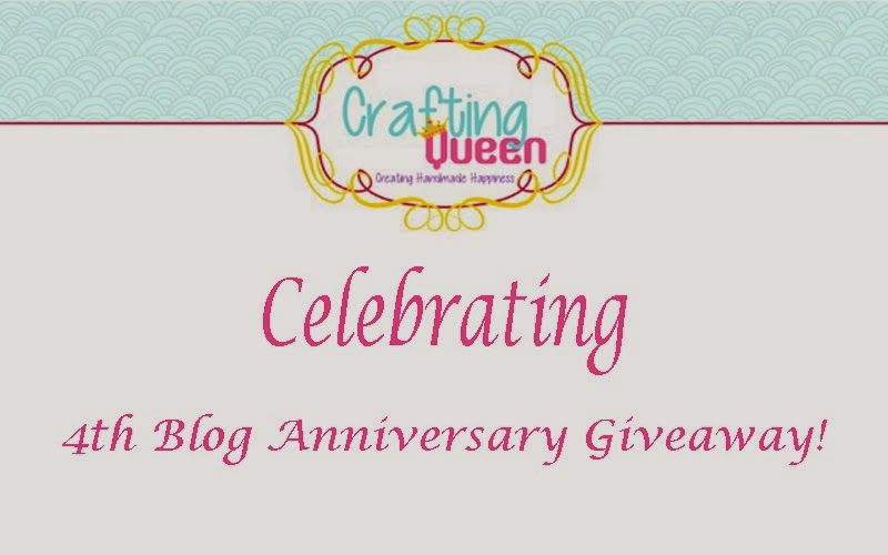 crafting-queen-5th-blog-anniversary
