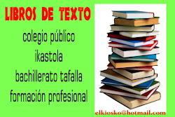Librería el Kiosko atiende ya tus pedidos