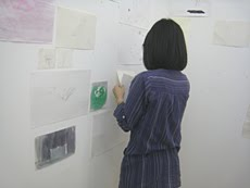 GALLERY GOHON: 伊藤歌奈子展搬...