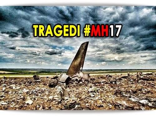 Panduan Hari Berkabung MH17