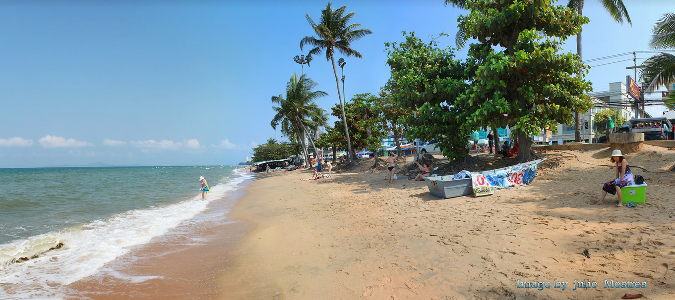 Just Jomtien: Jomtien Beach Running
