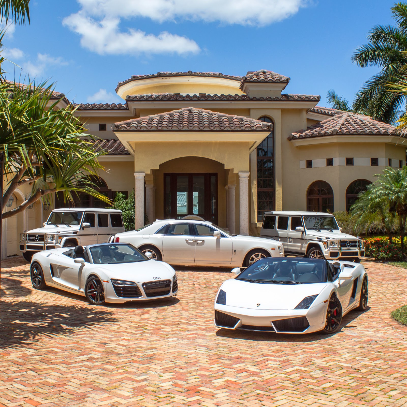 Exotic Car Rental In Miami Mph Club 174 Golden Beach Waterfront Mansion For Sale