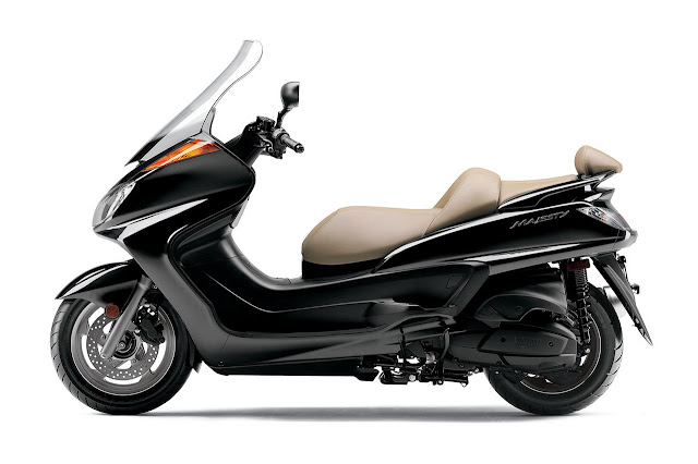 2012 Yamaha Majesty Picture