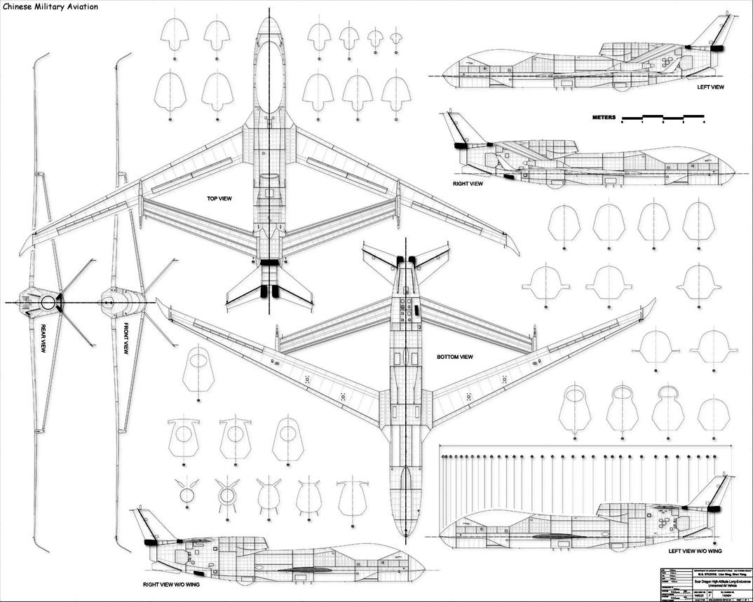 chinese military aviation  uav  ucav ii