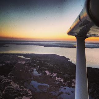 foto aerea de rio grande