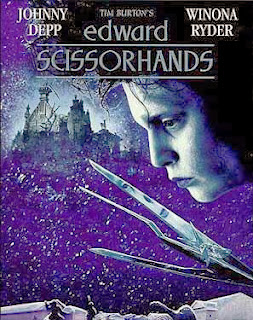 Edward Scissorhands 1990