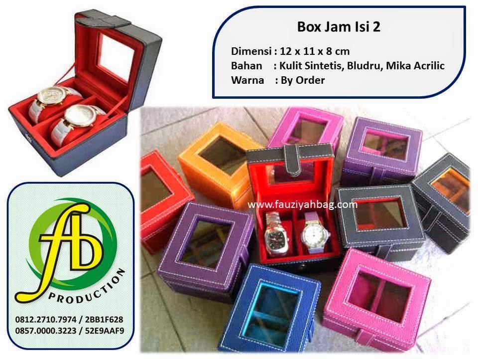 Box jam tangan isi 2