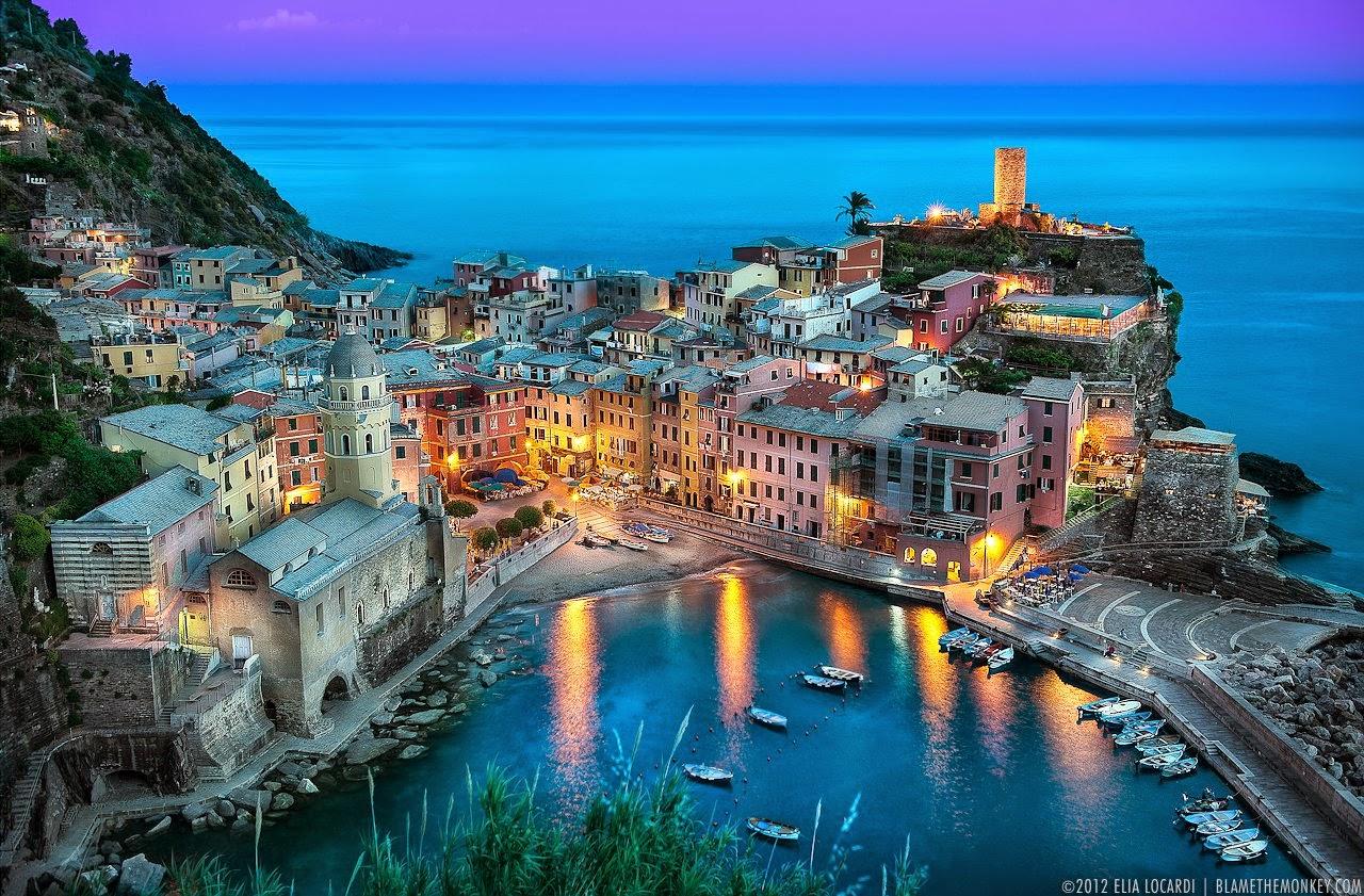 Image Gallery Riomaggiore Italy