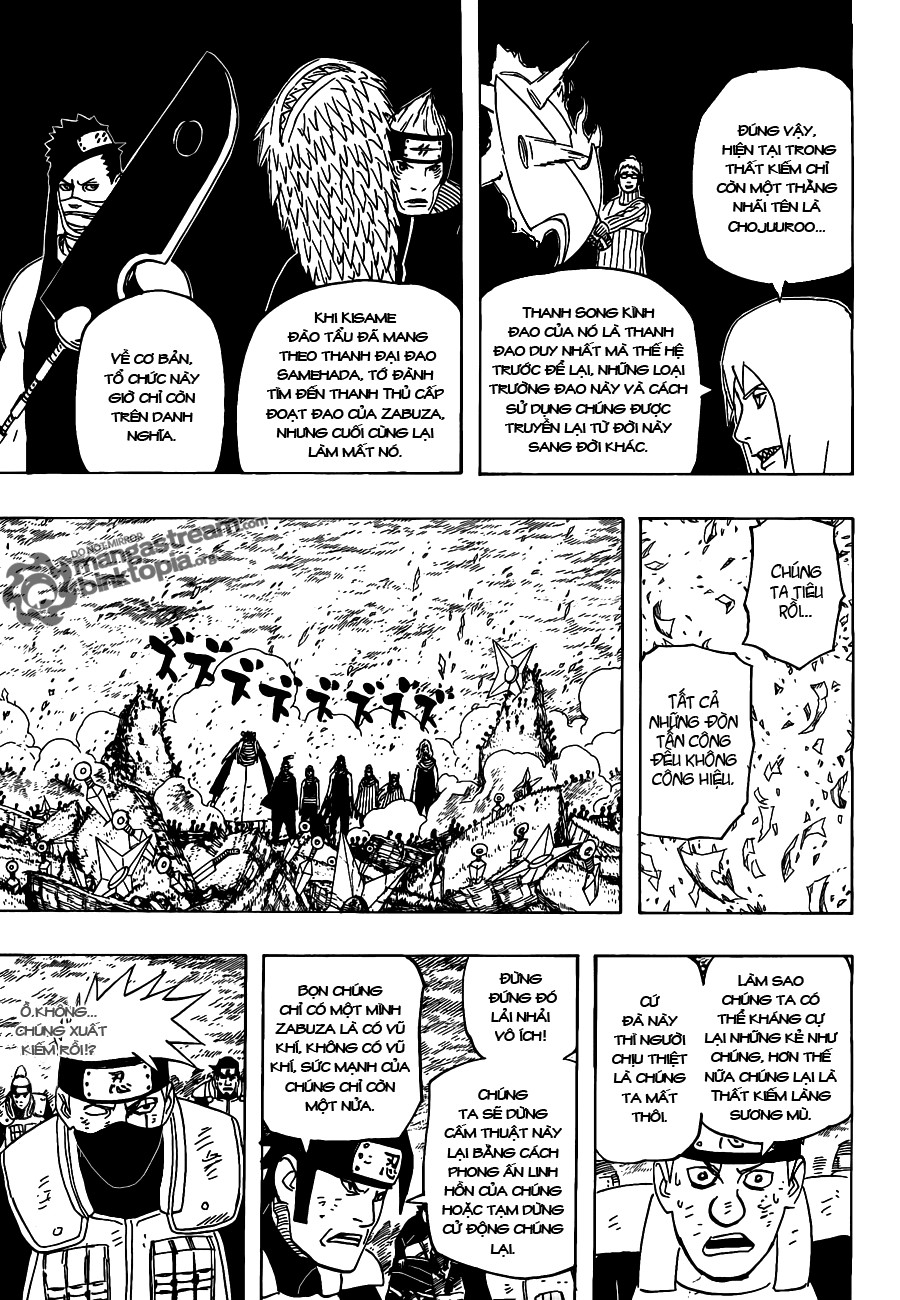 Naruto chap 523 Trang 5 - Mangak.info