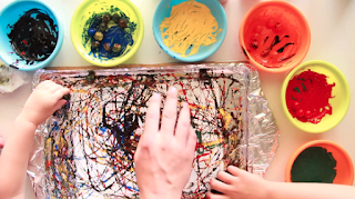 How to keep younger kids busy and beat summer boredom!