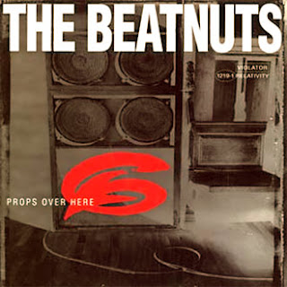 THE BEATNUTS - PROPS OVER HERE (SINGLE 12'') (1994)