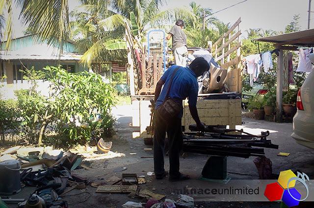 mknace unlimited | Jual besi buruk dan barang terpakai