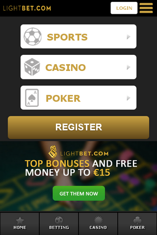Lightbet Mobile Offers