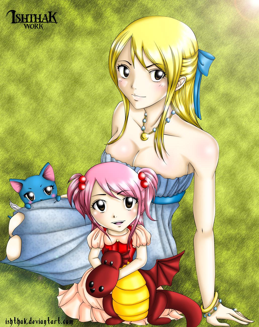 Fairy Tail trang 21