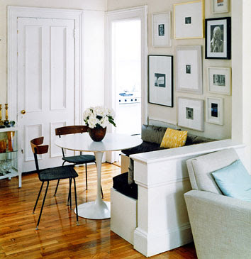 Economy Apartment: How To Decorate Small Apartments
