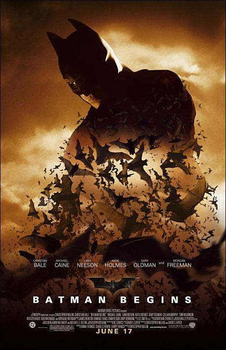 Descarga  Batman Inicia