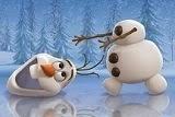 Juegos de Frozen Junta las partes de Olaf