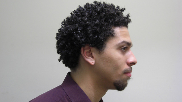 Hair Club: Afro Curls Hairstyle For Men