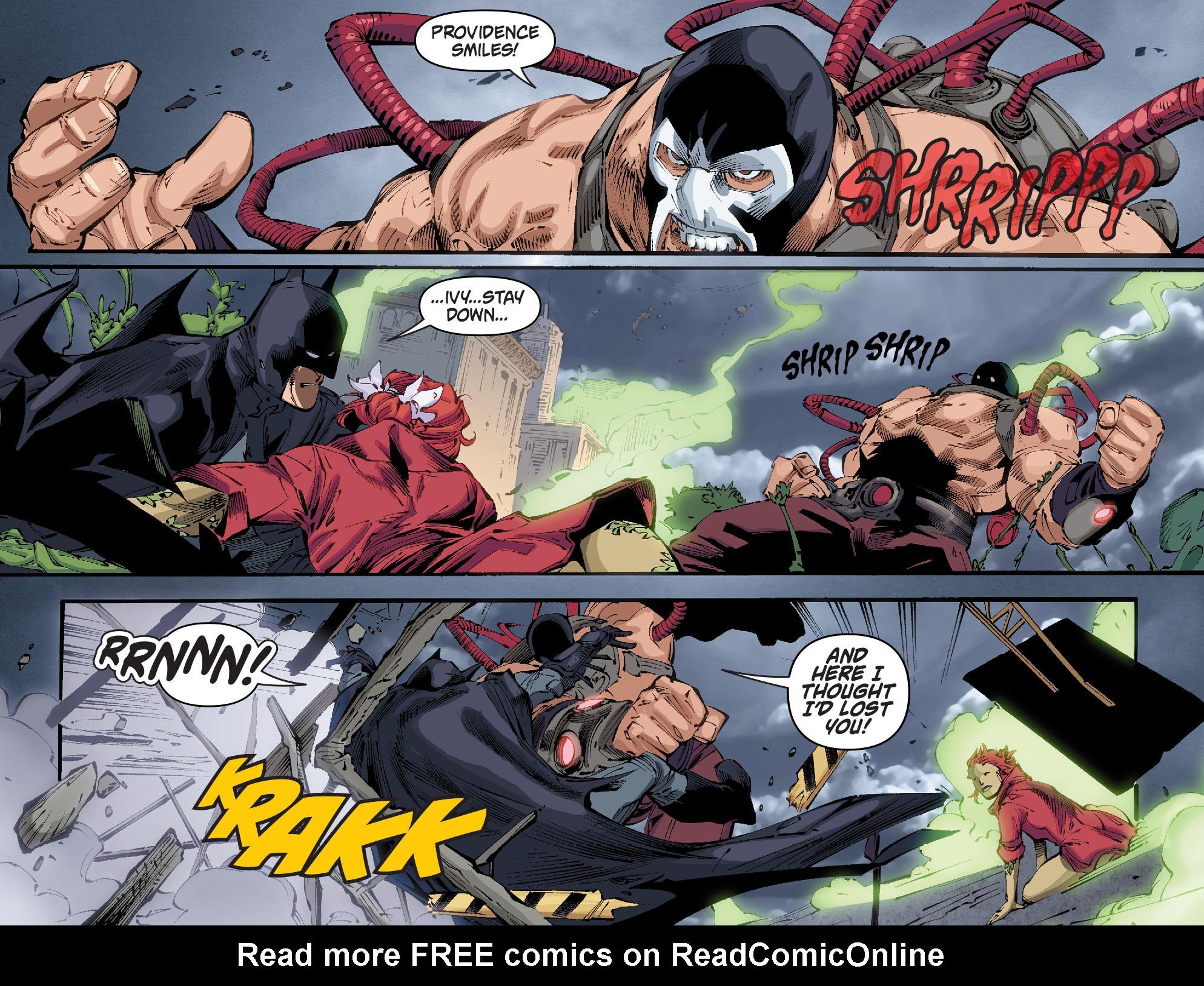 Batman: Arkham Knight [I] Issue #16 #18 - English 20