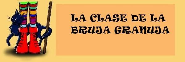 LA CLASE DE LA BRUJA GRANUJA