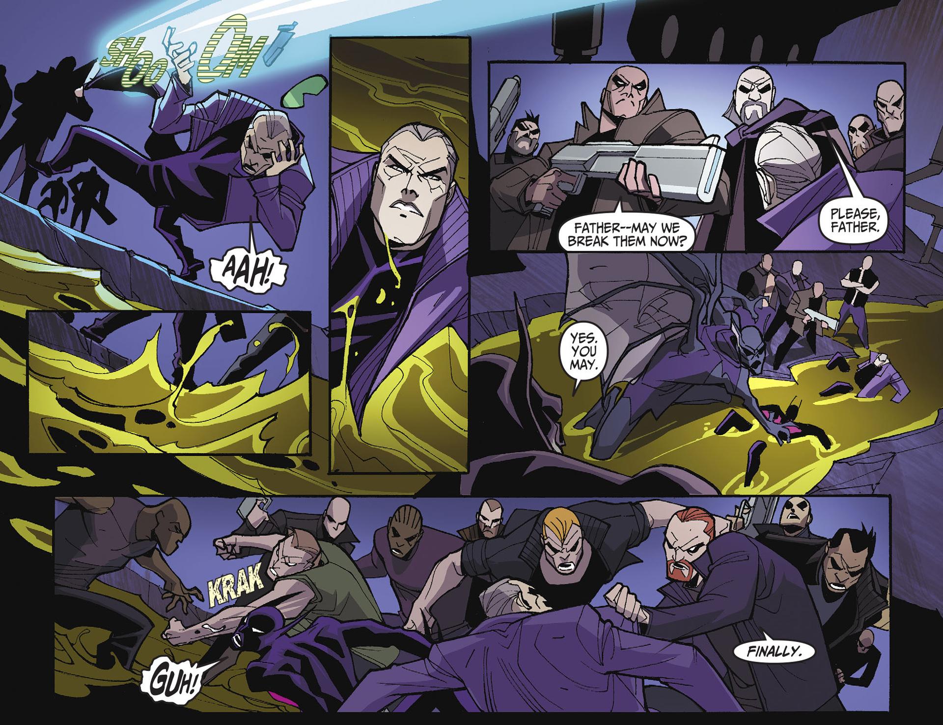 Batman Beyond 2.0 #12 #29 - English 21