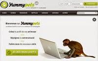 Les réseaux sociaux pour animaux de compagnie avec Yummipets